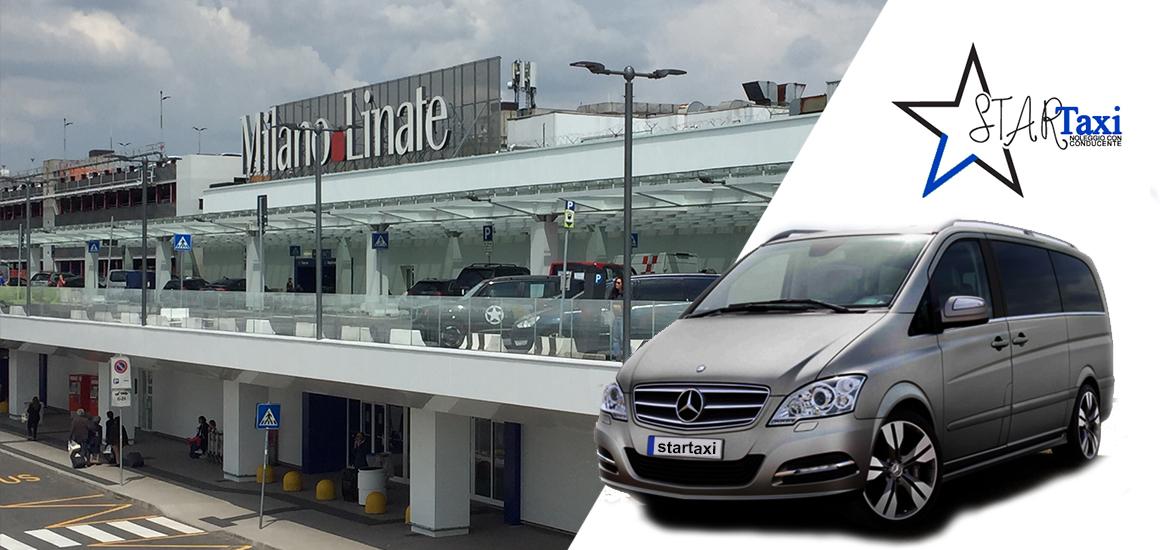 Taxi Monza per Aeroporti
